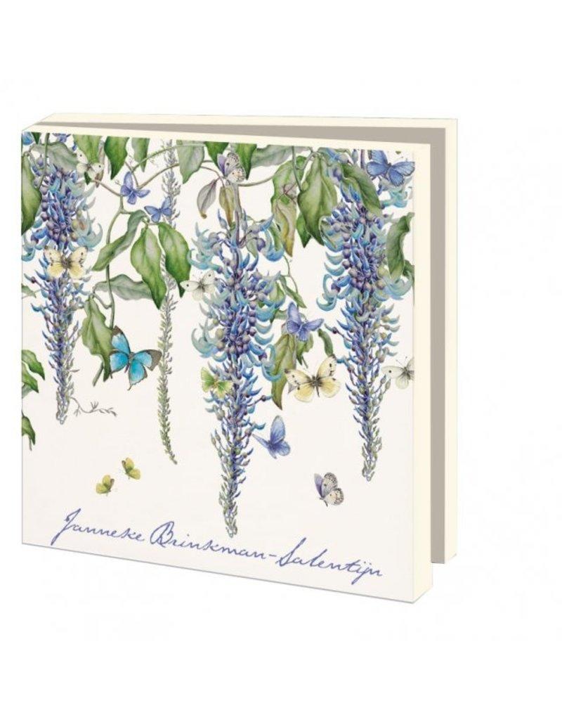 Card Wallet Flowers, Janneke Brinkman