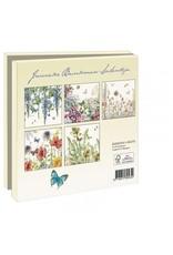 Kaartenmapje Flowers, Janneke Brinkman
