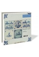 Card Wallet Mills, Dutch Tiles, Dutch Tiles museum