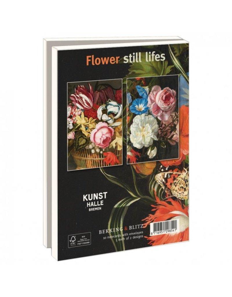 Card Wallet  Flower still lifes, Kunst Halle Bremen