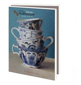 Card Wallet Delicate Tableware, Ingrid Smuling