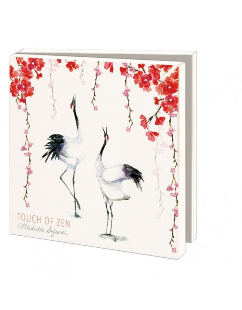 Card Wallet Touch of Zen, Michelle Dujardin