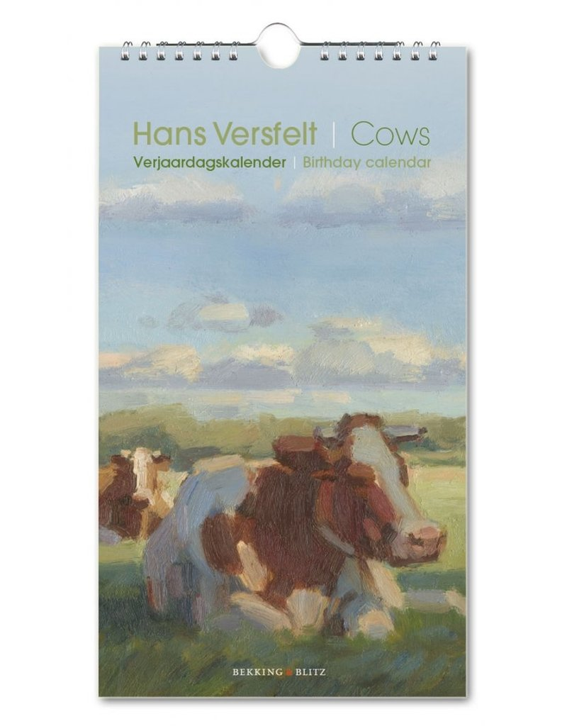Verjaardagskalender Koeien, Hans Versfelt
