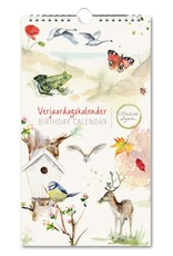 Birthday calendar Michelle Dujardin