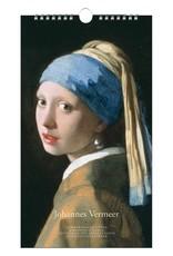 Birthday calendar Johannes Vermeer
