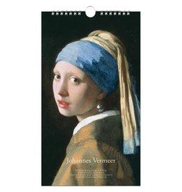Verjaardagskalender Johannes Vermeer