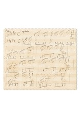Lens Cloth Moonlight Sonata op. 27,2, Ludwig van Beethoven, Beethoven-Haus Bonn