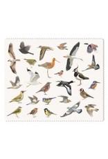 Lens Cloth Birds, Elwin van der Kolk