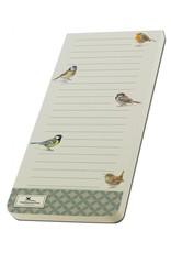 To-Do Fridge Magnet Garden Birds, Elwin van der Kolk