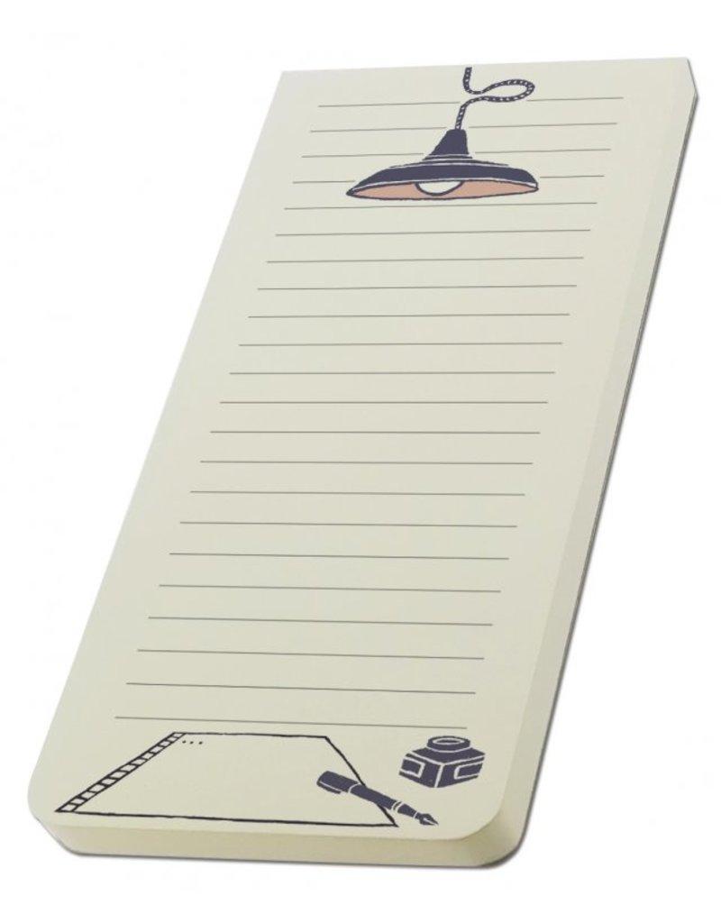 To-Do Fridge Magnet fountain pen, Floor Rieder
