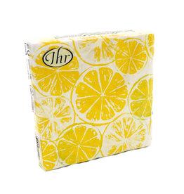 Servetten Lunch Lemon Bar