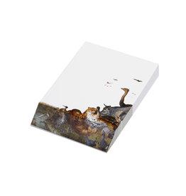 Notitieblok Paradijs Rubens/Breughel