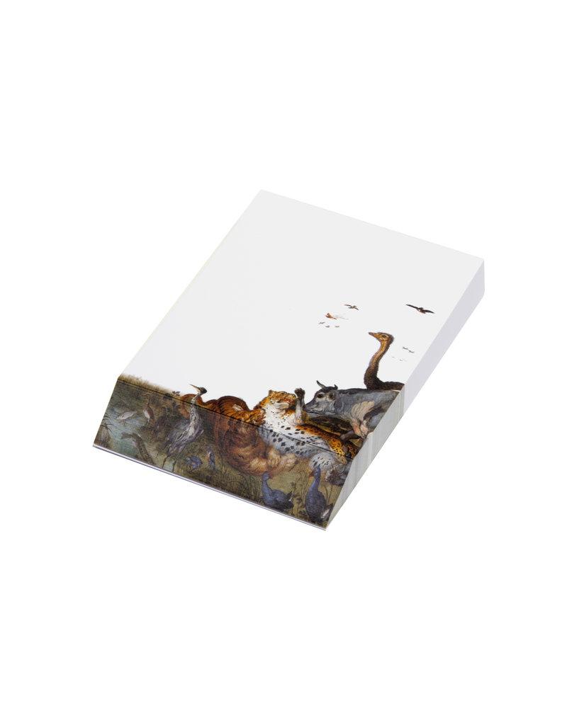 Notepad Paradise Rubens / Breughel