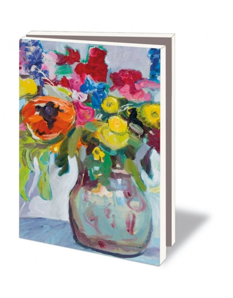 Card Wallet Bouquets, Clare van Stolk