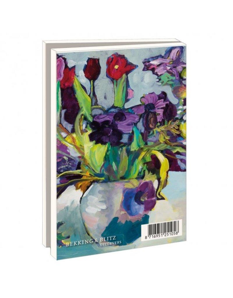 Kaartenmapje  Bouquets, Clare van Stolk