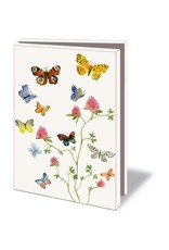 Card Wallet  Flowers, Butterflies and Birds, Alice Appleton