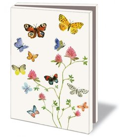 Card Wallet  Flowers, Butterflies and Birds, Alice Appleton