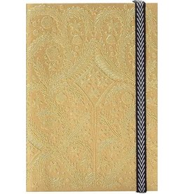 Notebook Paseo Gold Lacroix A5
