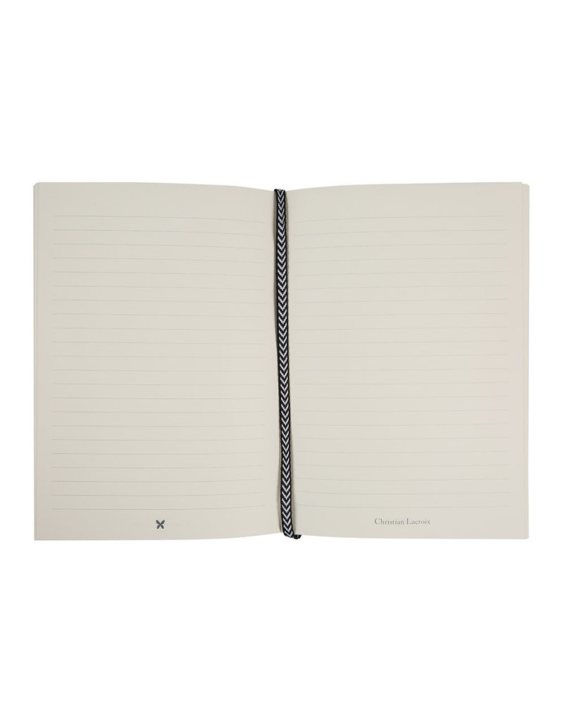 Notebook Paseo Navy Lacroix A5