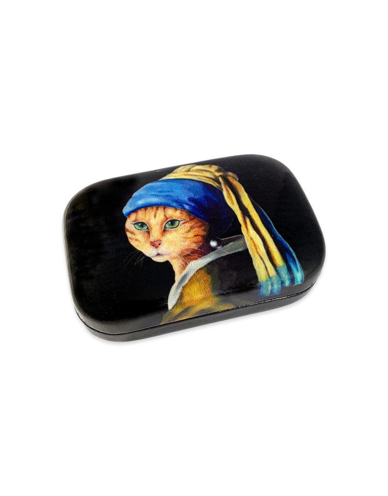 Doosje Kat Vermeer
