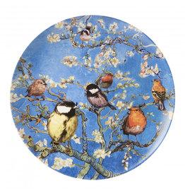 Plate Birds by Van Gogh