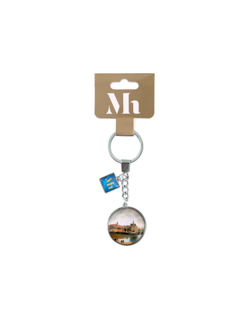 Keychain View of Delft