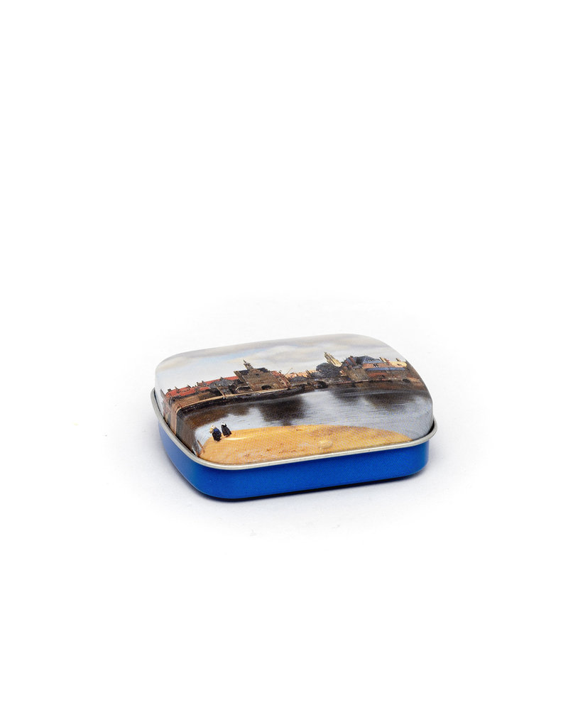 Mint tin View of Delft