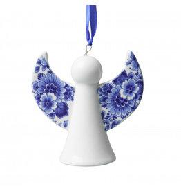 Angel ornament Delfts blue