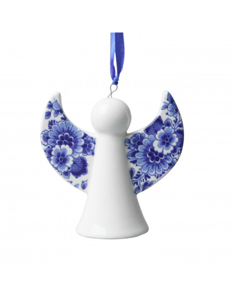 Angel ornament Delfts blue