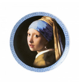 Plate Girl with a Pearl Earring modern