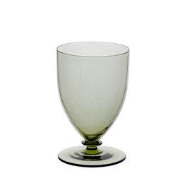 Glas op voet