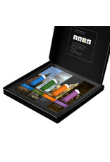 """Fleeted box """"Fleeting scents in colors"""""""