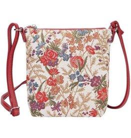 Bag Flowers Meadow elegant