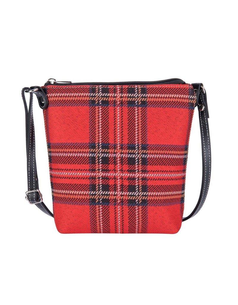 Bag Tas Royal Stewart Tartan elegant elegant