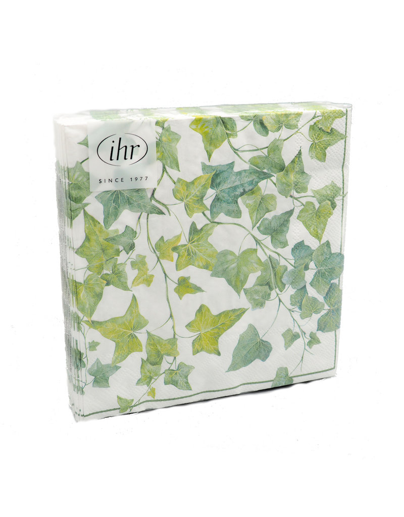 Napkins Lunch Ivy ornaments
