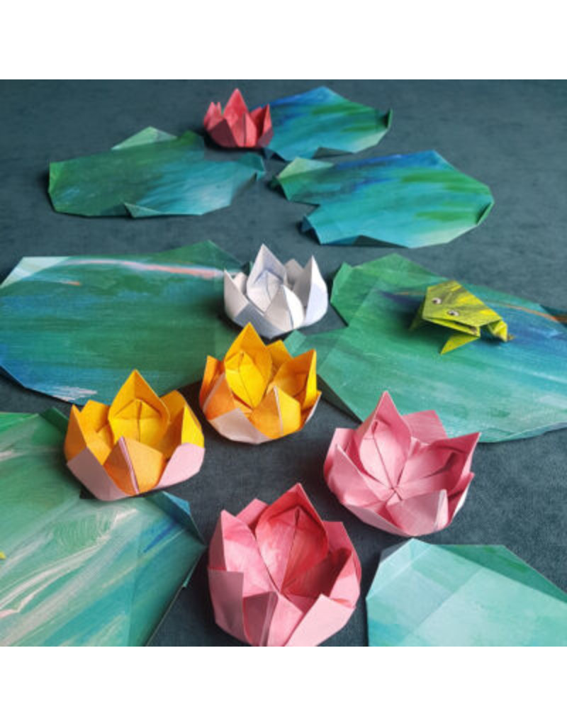 Waterlelies Origami