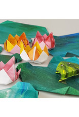 Waterlilies Origami