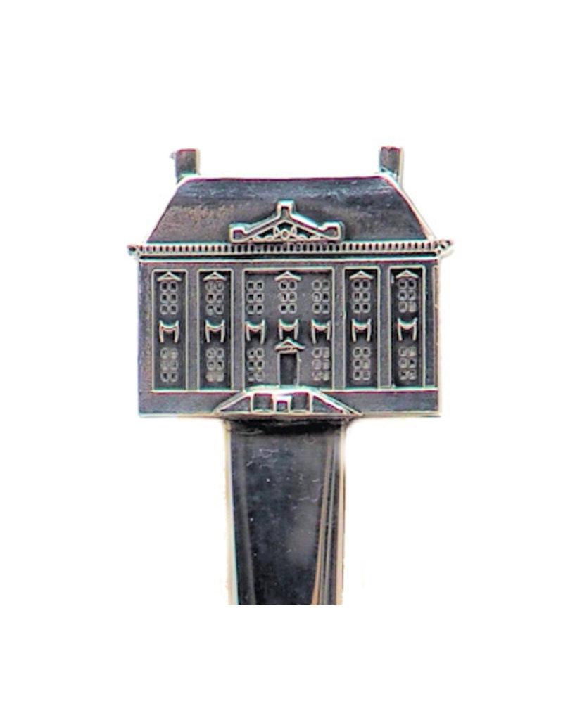 Briefopener Mauritshuis verzilverd