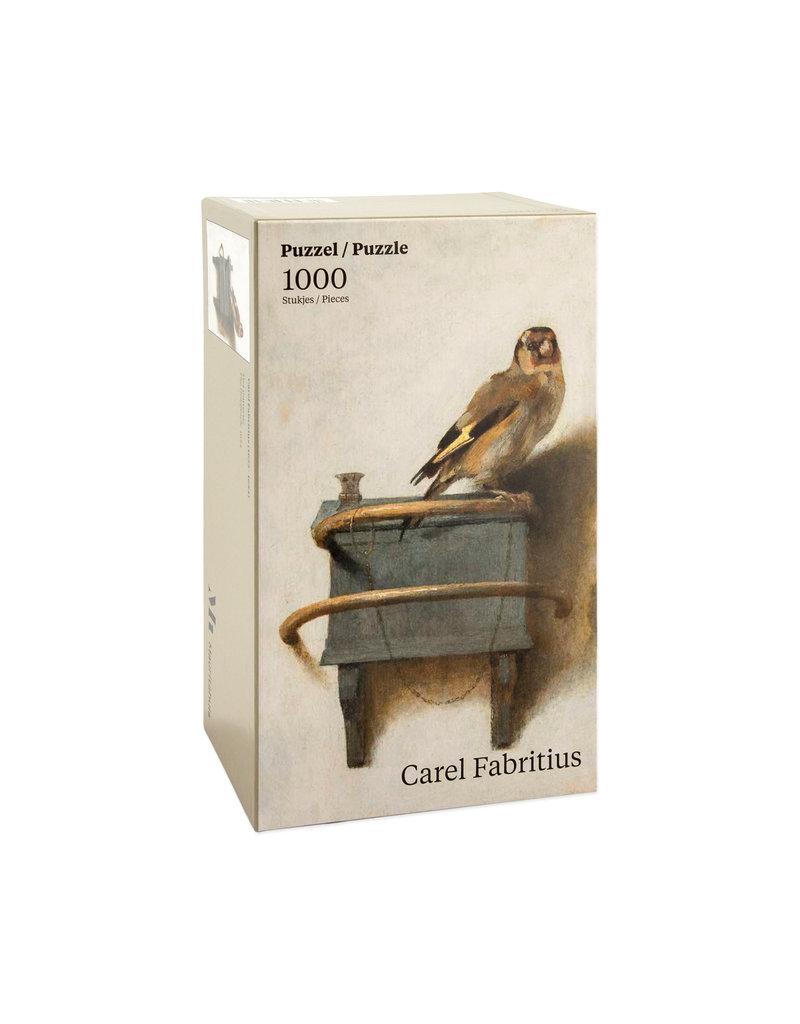Puzzle Goldfinch