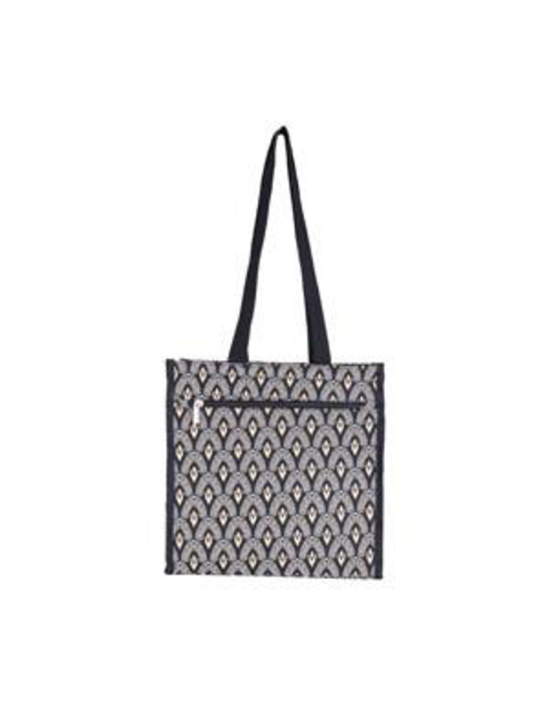 Shopper tas Luxor Art Deco Style