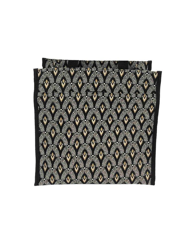 Shopper bag Luxor Art Deco Style