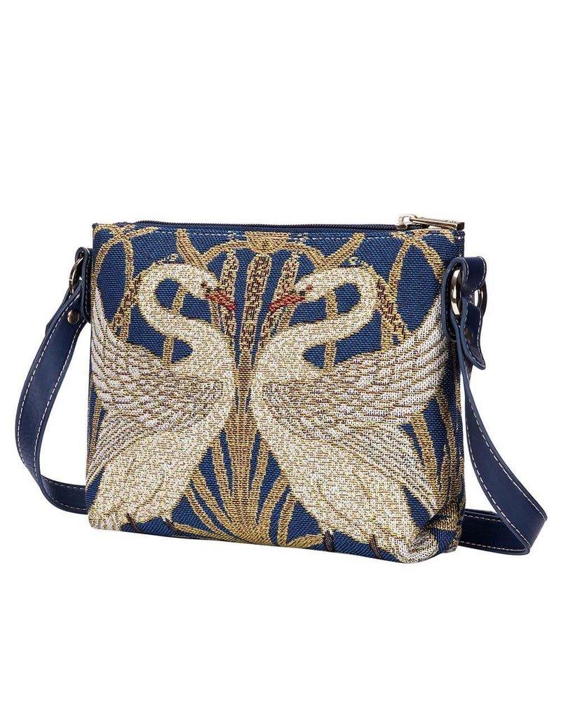 Shoulder bag Gobelin Swan