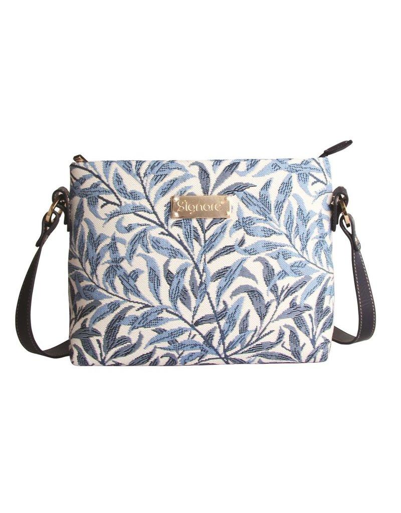 Shoulder bag Gobelin Willow Bough