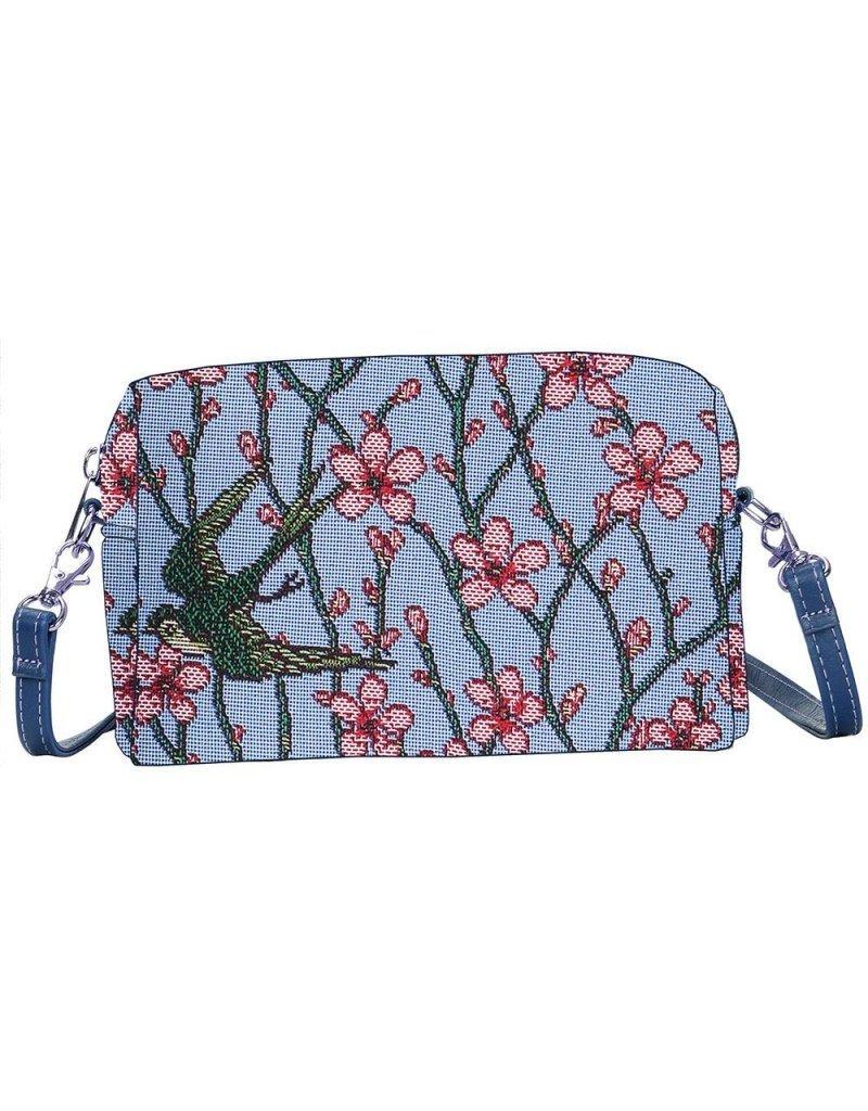 Small bag Gobelin Blossom and Swallow