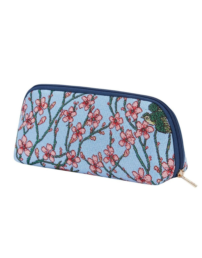 Make up brush bag Blossom and Swallow