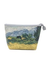 Make up tas Korenveld - Vincent van Gogh