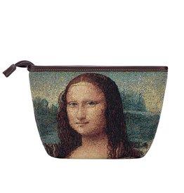 Make up bag Mona Lisa