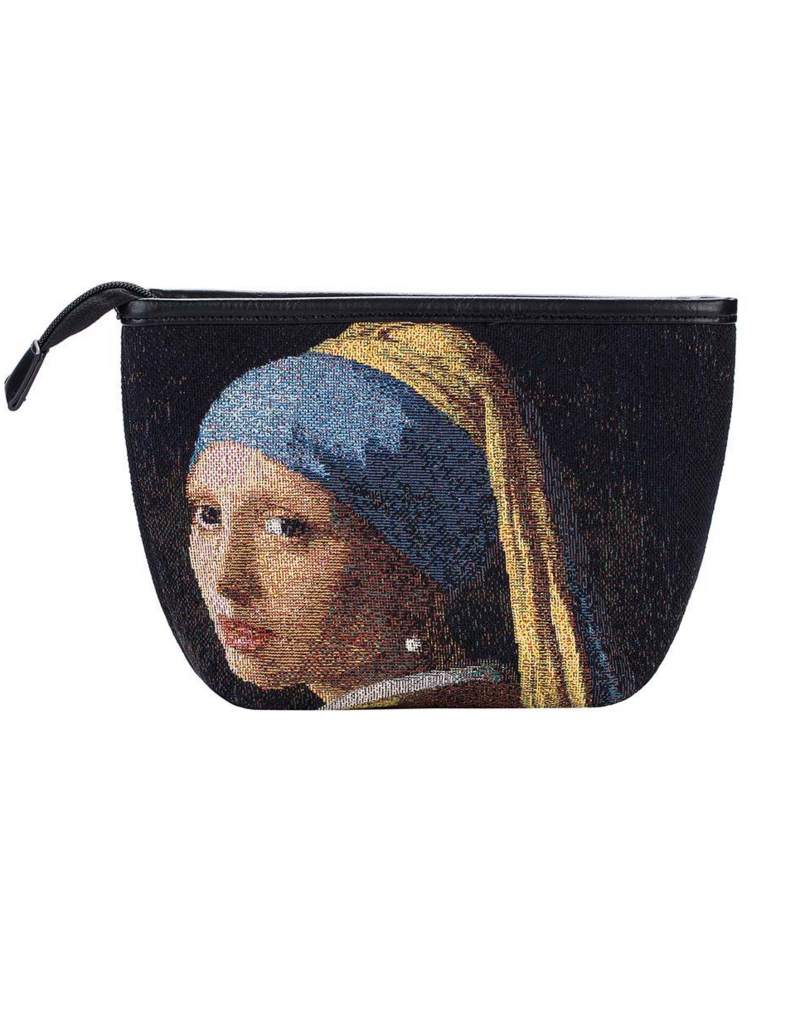Make up bag Girl with the Pearl