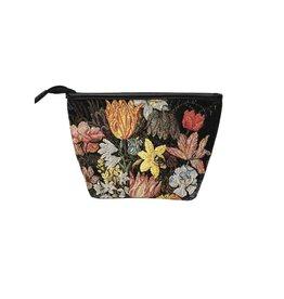 Make up bag Flowers Bosschaert