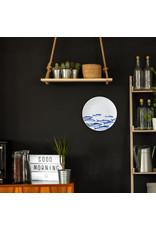 Wandbord Vissen